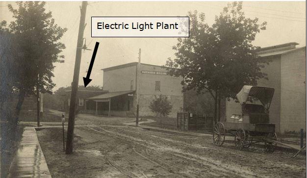 Elec Lt Plant