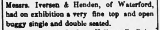 Iverson-Harden Article 1867-10-9 RJ