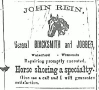 John Rein Ad WP 1881-4-21